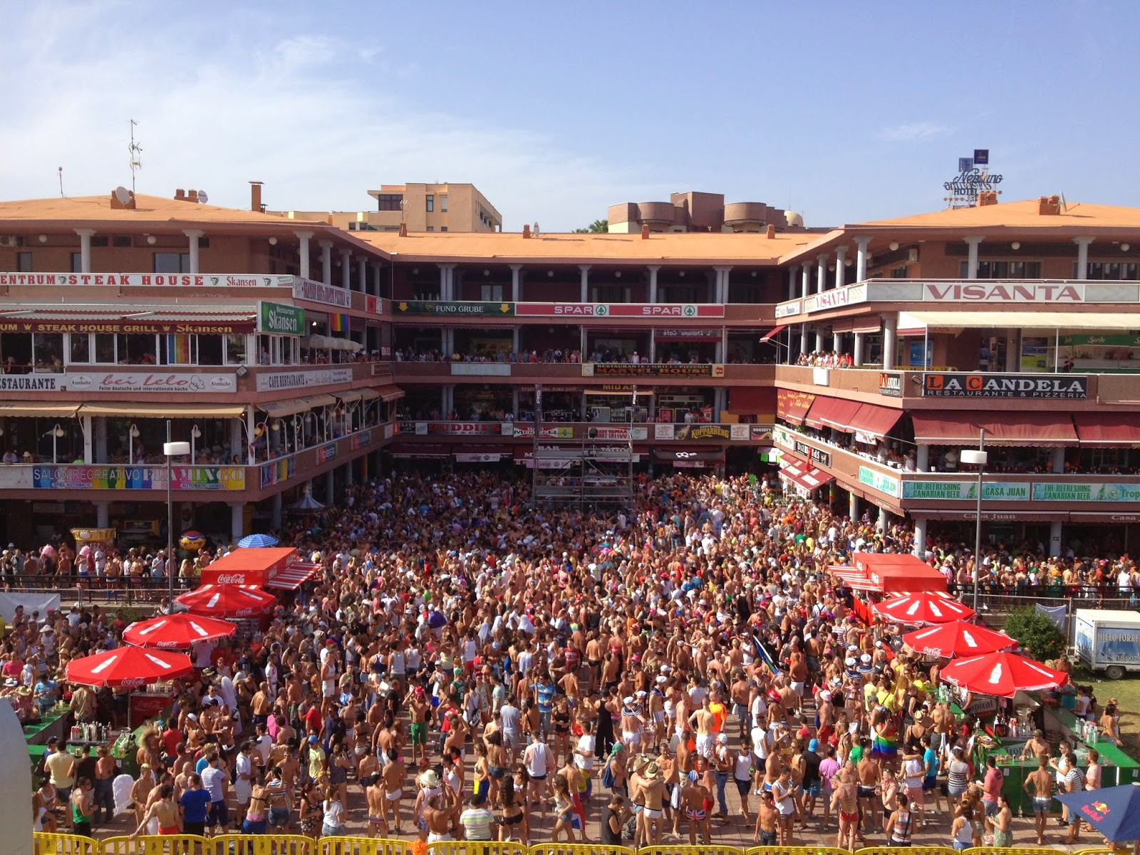 45 gay Gran Canaria clubs, saunas and hotels - Gay
