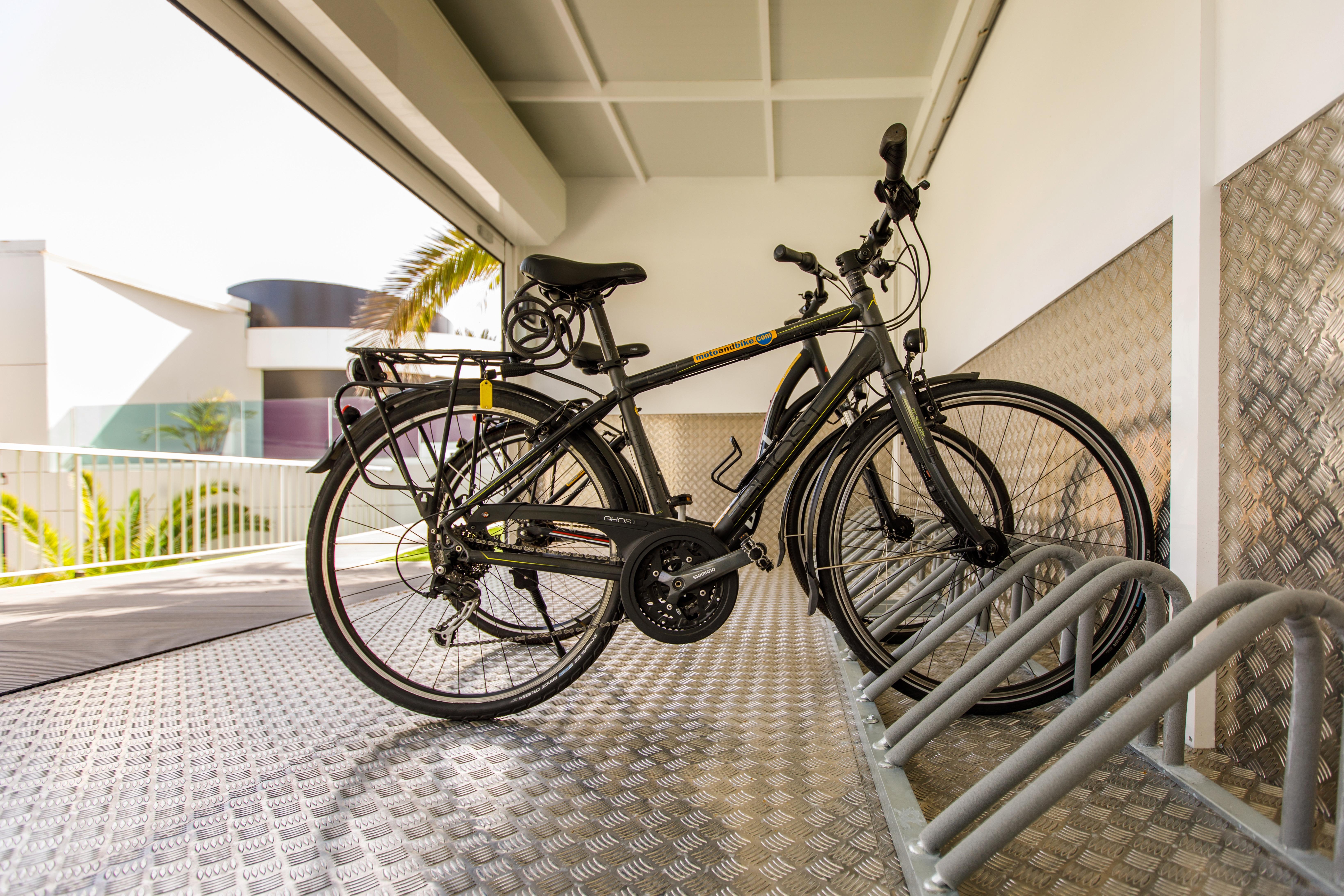 Cuarto de bicicletas